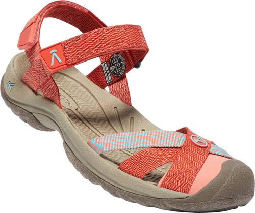 Keen Bali Sandals Women Summer Fig/Crabapple Schuhgröße US 9 Nw7bc